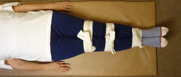 脚結び 脚結束 磯谷式力学療法 西荻窪整体 鴨下療法所
