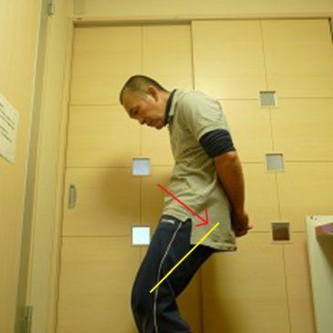 早稲田大学での共同研究により「股関節矯正が猫背を治すこと」を証明しました