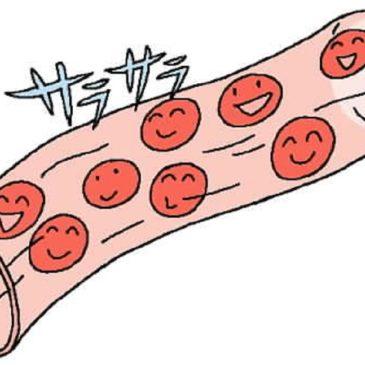 血液がサラサラ流れる3つの条件
