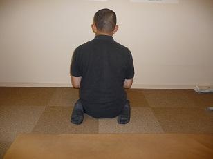 割坐 礒谷式力学療法
