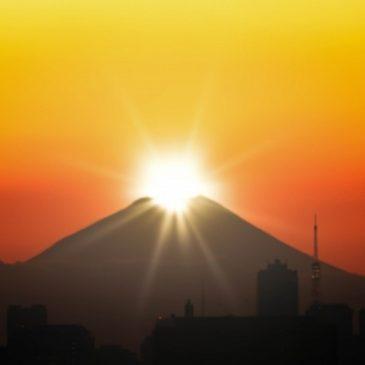 太陽光線!!…嫌われ者の紫外線だけど・・・。