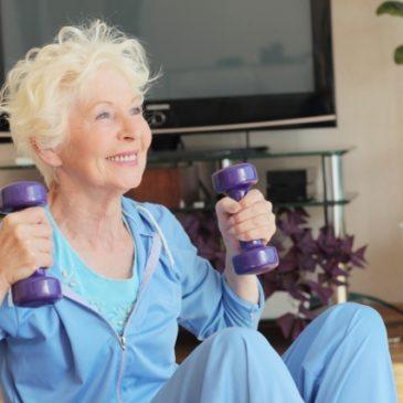 体力と筋力との関係