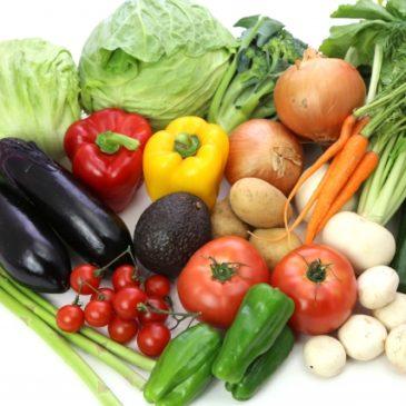 あさイチで紹介していた夏野菜で体温は下がるのか? そして・・・。