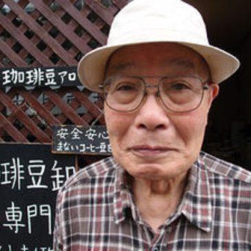103歳でも、身長1センチも縮んでいない!!!