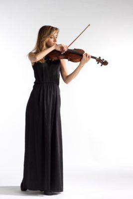 バイオリン ヴィオラ 姿勢