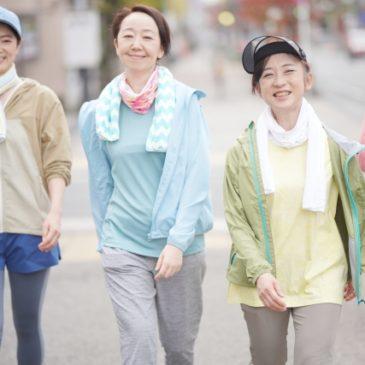 正しく歩ける事は正しい姿勢、健康な体のバロメーターです。
