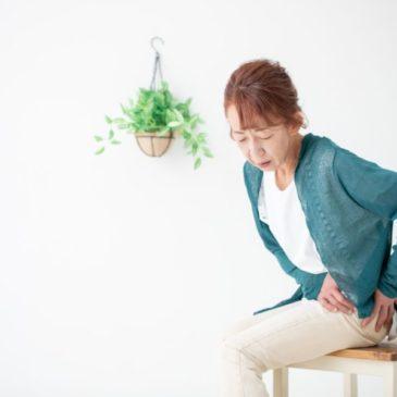 つらい股関節痛、どうしてますか?…簡単にできる対処法の紹介①