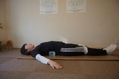磯谷式力学療法 西荻窪整体 腰枕