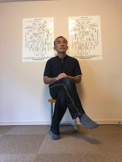 脚を組む 側弯症 磯谷式力学療法 西荻窪の整体