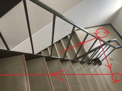 階段の昇り降り 脚力強化 礒谷式力学療法 西荻窪整体